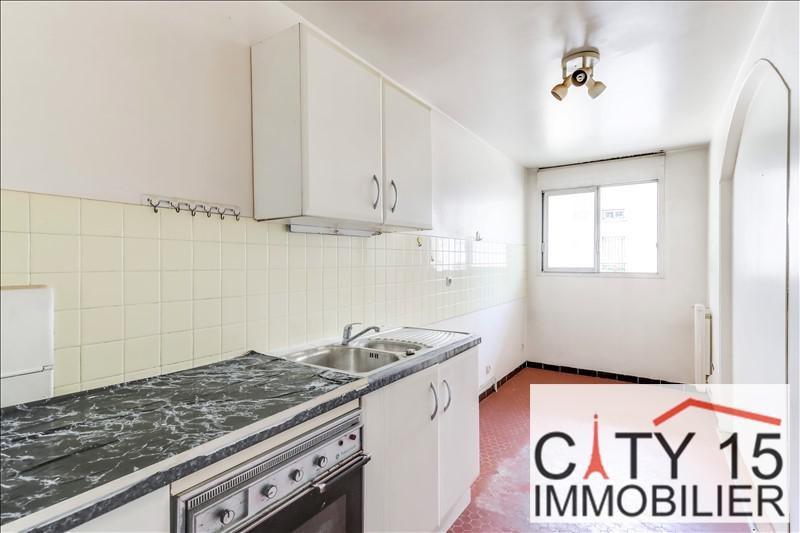 Sale apartment Paris 15ème 367000€ - Picture 3