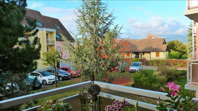 Sale apartment Colmar 149 000€ - Picture 1