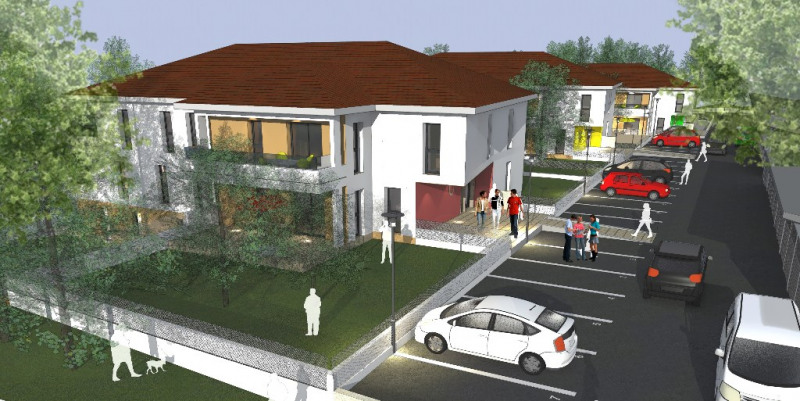Sale apartment L isle d abeau 178500€ - Picture 5