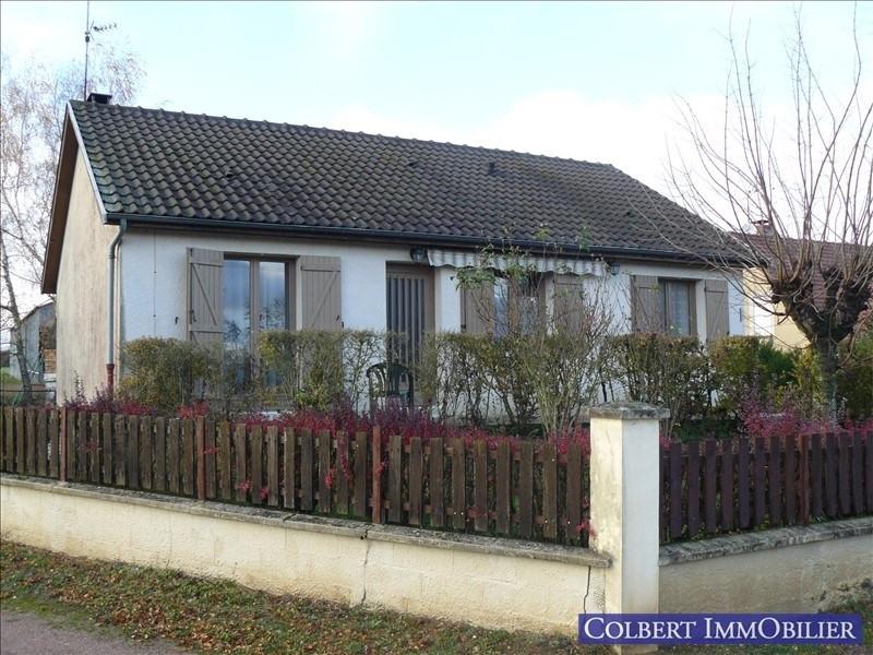 Vente maison / villa Montigny la resle 134000€ - Photo 1