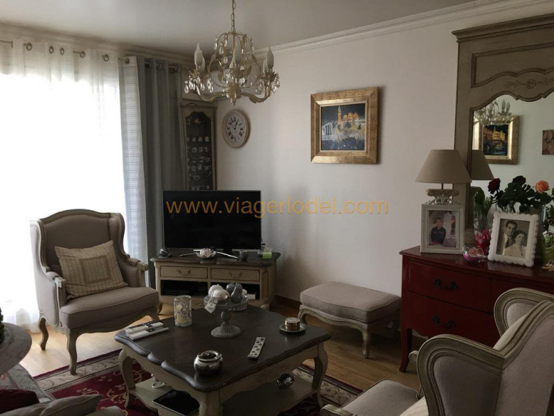 Life annuity apartment Six-fours-les-plages 47 500€ - Picture 4
