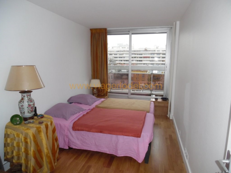 Life annuity apartment Paris 14ème 65 000€ - Picture 2
