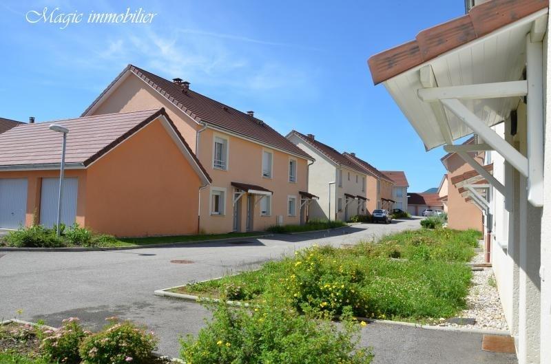 Rental house / villa Belley 614€ CC - Picture 1