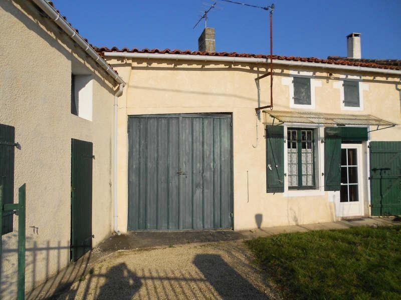 Sale house / villa Aigre 44000€ - Picture 3