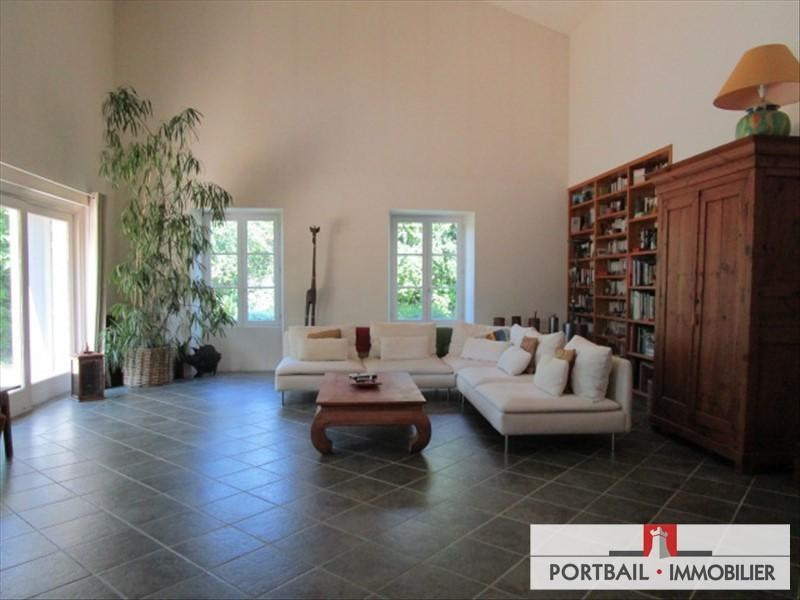 Vente maison / villa Mirambeau 331200€ - Photo 2