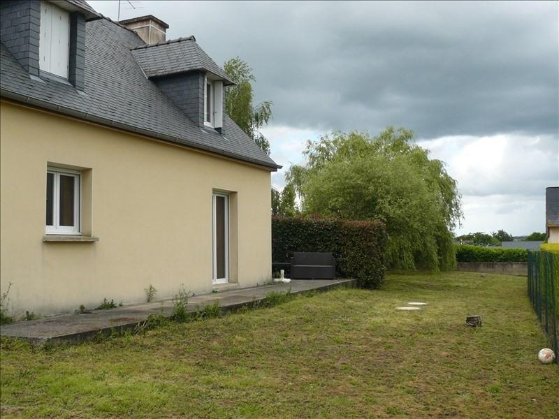 Sale house / villa Hellean 109990€ - Picture 4
