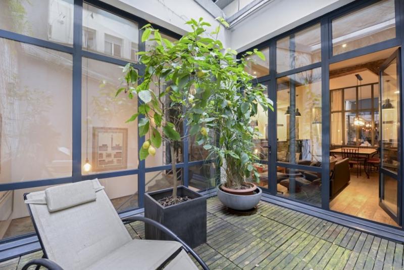 Vente de prestige appartement Paris 2ème 1680000€ - Photo 5