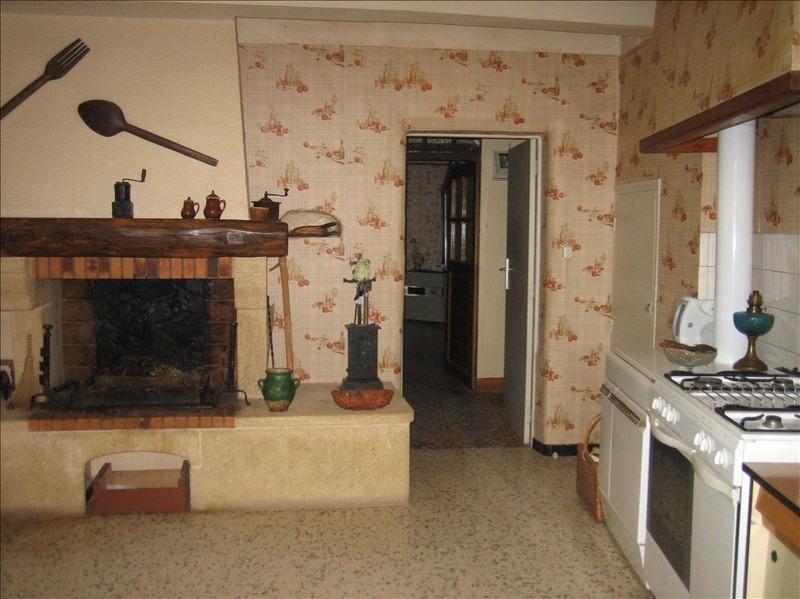 Sale house / villa Lodeve 110000€ - Picture 1