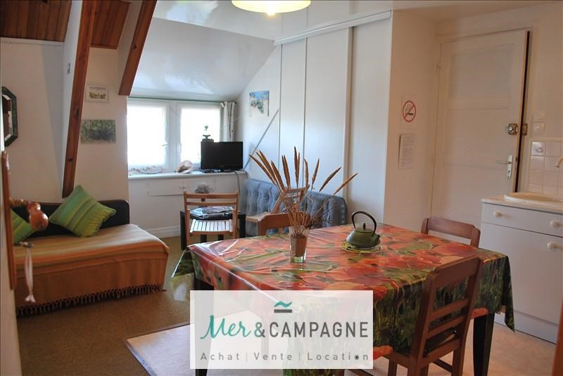 Sale apartment Fort mahon plage 49500€ - Picture 1