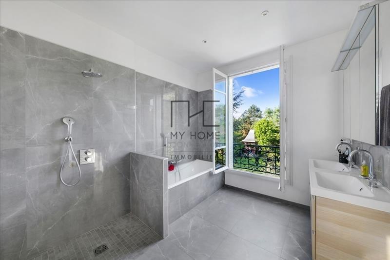 Immobile residenziali di prestigio casa Enghien les bains 1842000€ - Fotografia 10
