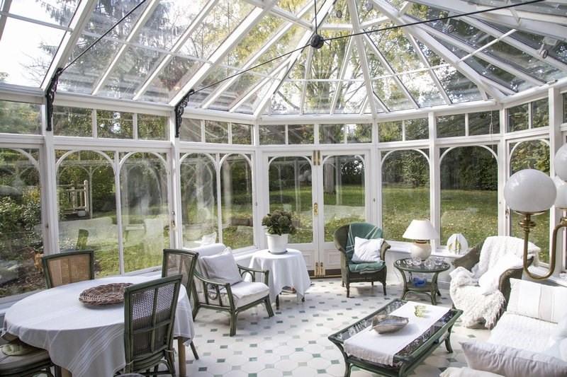 Deluxe sale house / villa Orgeval 1400000€ - Picture 2