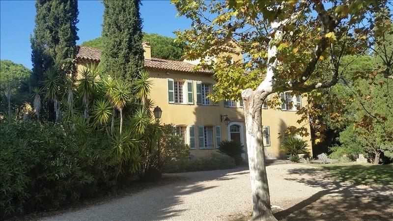 Revenda residencial de prestígio casa Frejus 2900000€ - Fotografia 18