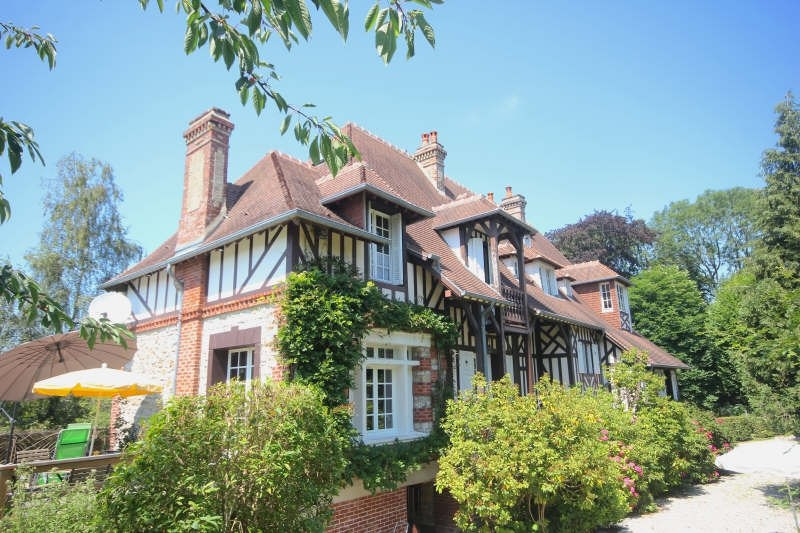 Deluxe sale house / villa Villers sur mer 790000€ - Picture 2