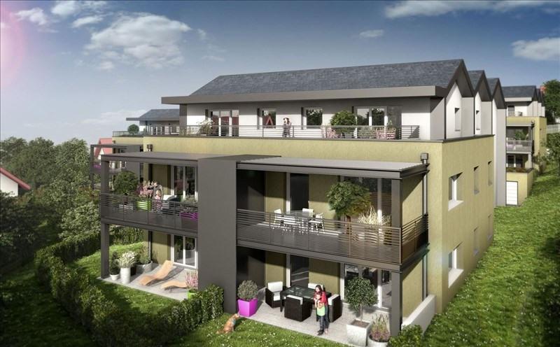 Vendita appartamento Aix les bains 447000€ - Fotografia 3
