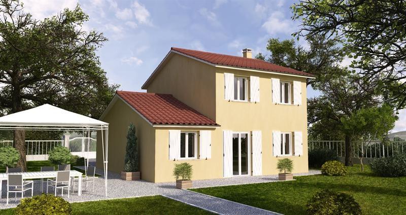 Maison  5 pièces + Terrain 300 m² Lévignac (31530) par Villas JB LUNION