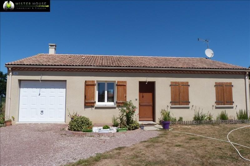 Verkoop  huis Montauban 170000€ - Foto 1