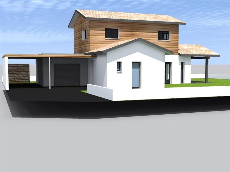 Maison  4 pièces + Terrain 550 m² Saubion par LB CREATION
