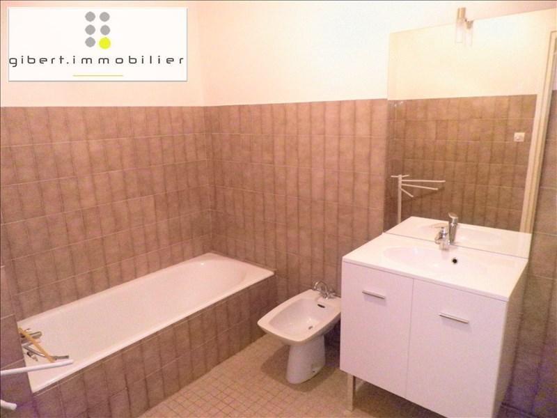 Rental apartment Vals pres le puy 449,75€ CC - Picture 2