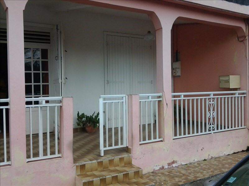Sale house / villa Morne a l eau 110000€ - Picture 1