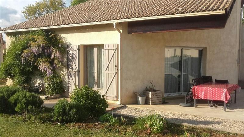 Vente maison / villa Celle levescault 198000€ -  2
