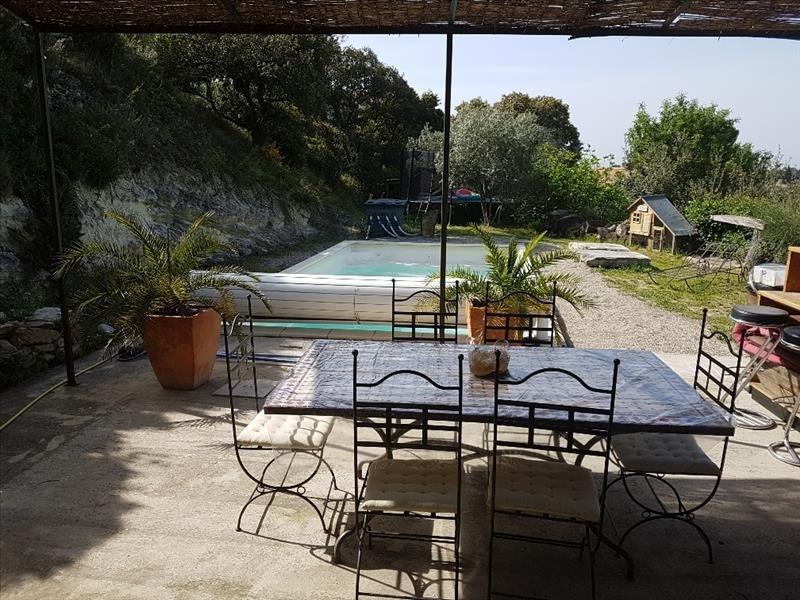 Sale house / villa Vacqueyras 318000€ - Picture 10