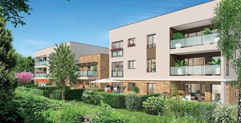 Appartement CHAMPAGNE AU MONT D'OR 3 Pièces 75.49 m²