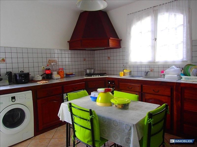 Sale house / villa St benoit 398000€ - Picture 3