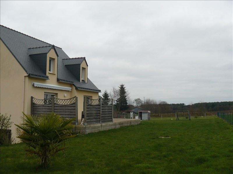 Vente maison / villa Guegon 164200€ - Photo 2