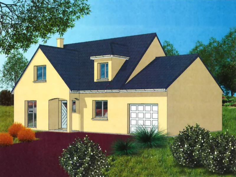 """Modèle de maison  """"Modèle de maison 5 pièces"""" à partir de 5 pièces Marne par PLURIAL HOME EXPERT"""