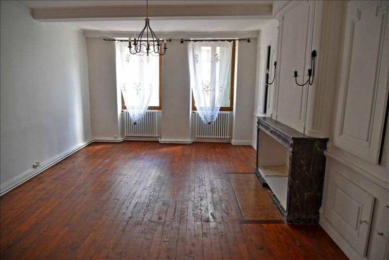 Rental apartment Nantua 495€ CC - Picture 3