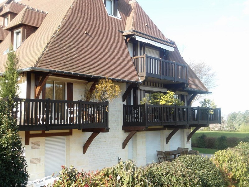 Sale apartment Deauville 397 500€ - Picture 1