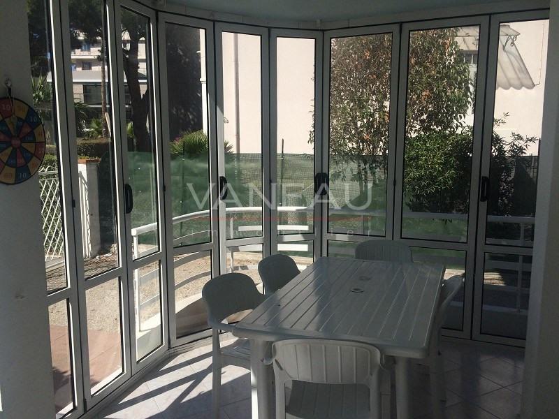 Vente de prestige appartement Juan-les-pins 430000€ - Photo 2