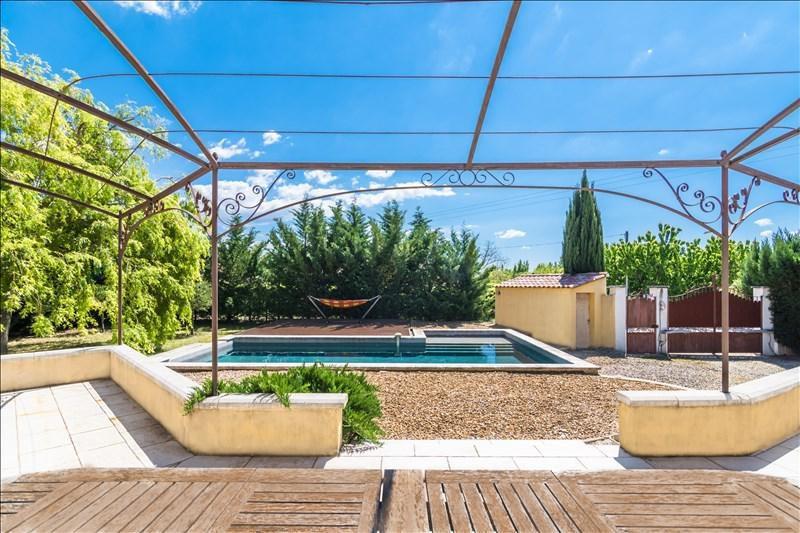 Vendita casa Aubignan 378000€ - Fotografia 2