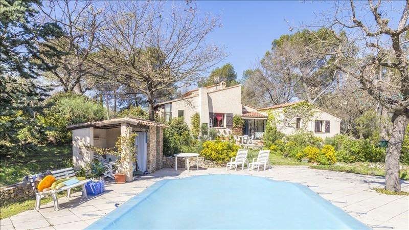 Vente de prestige maison / villa Fuveau 599000€ - Photo 3