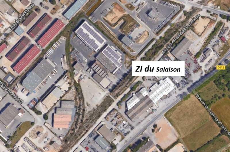 Location Local d'activités / Entrepôt Vendargues 0