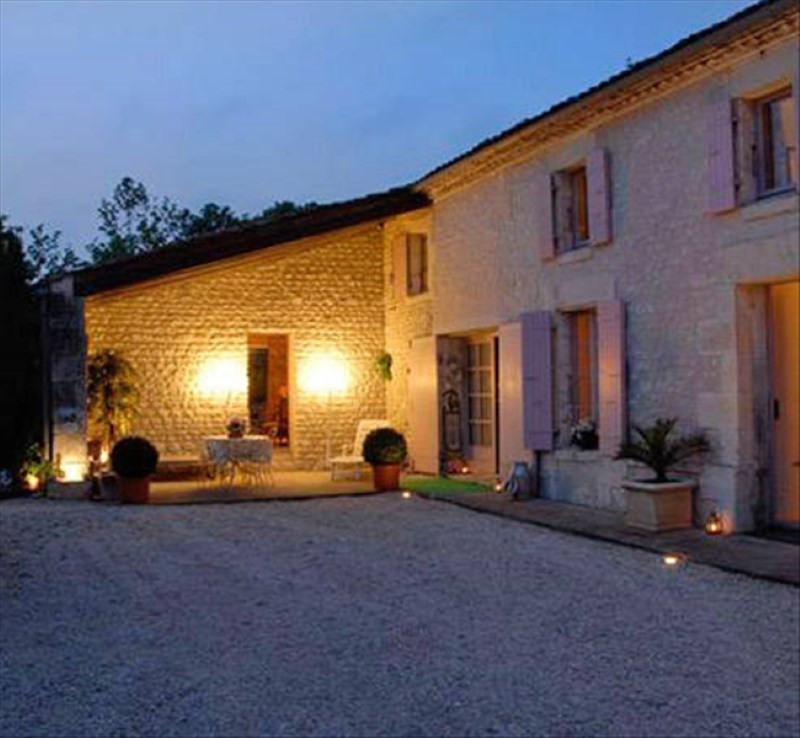 Vente de prestige maison / villa Semussac 614250€ - Photo 8