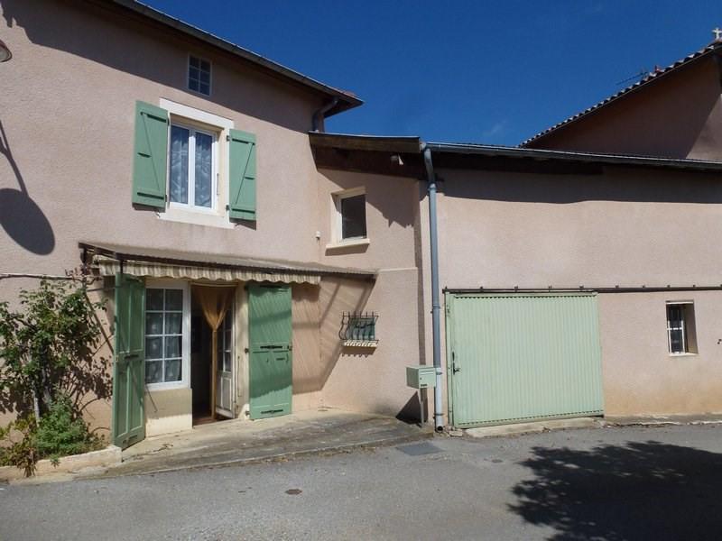 Vente maison / villa Chateauneuf de galaure 71785€ - Photo 1
