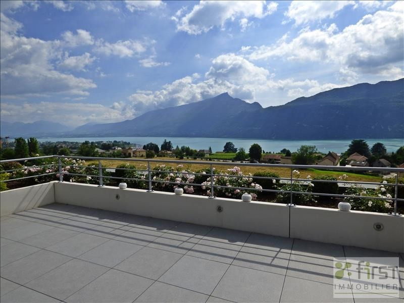 Vente appartement Brison st innocent 549 000€ - Photo 1