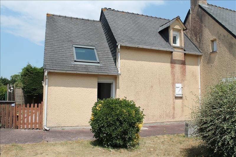 Sale house / villa Pirou 102750€ - Picture 1