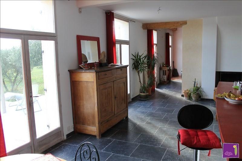 Vente de prestige maison / villa Uzes 568000€ - Photo 4