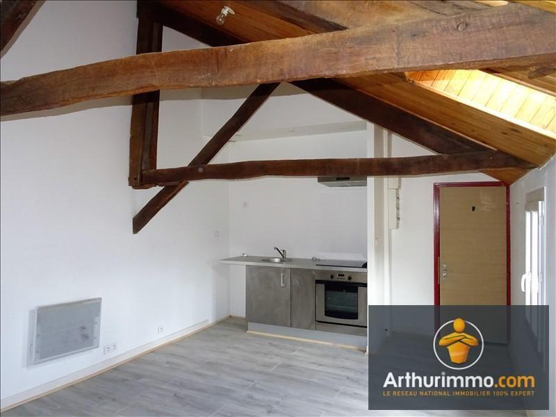 Rental apartment Quintin 315€ CC - Picture 1