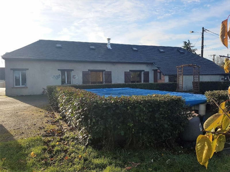 Sale house / villa Chaumont en vexin 179800€ - Picture 2