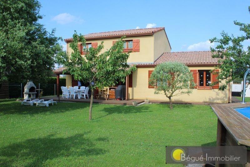 Sale house / villa 5 mns levignac 378800€ - Picture 1