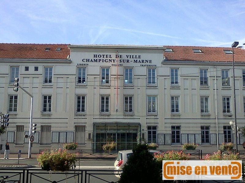 Vente appartement Champigny sur marne 144000€ - Photo 1