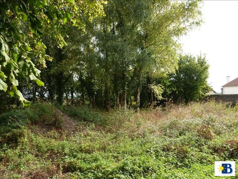 Vente terrain Chatellerault 52000€ - Photo 1