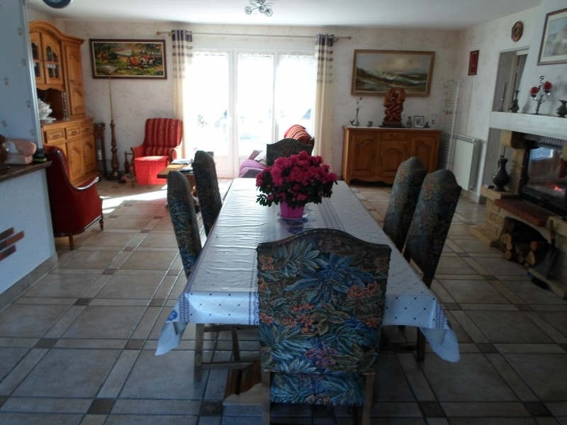 Vente maison / villa Villefranche sur cher 254400€ - Photo 6