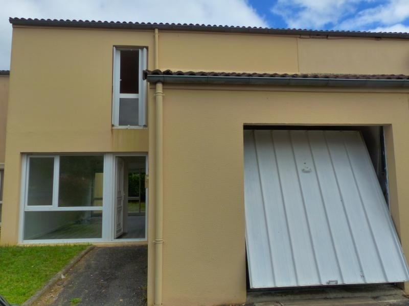 Vente maison / villa Poitiers 135000€ - Photo 2