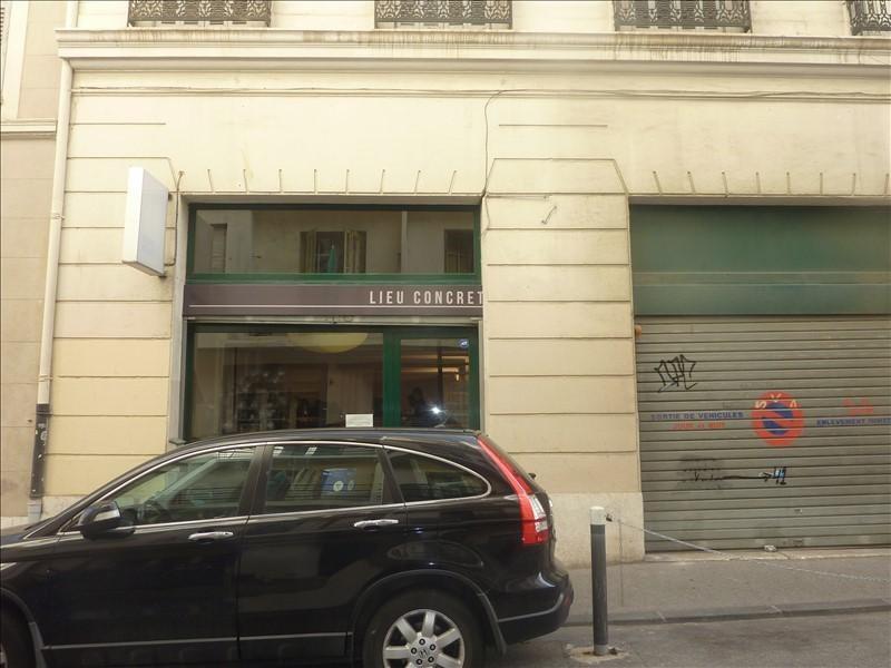 Alquiler  local Marseille 6ème 840€ +CH/ HT - Fotografía 7
