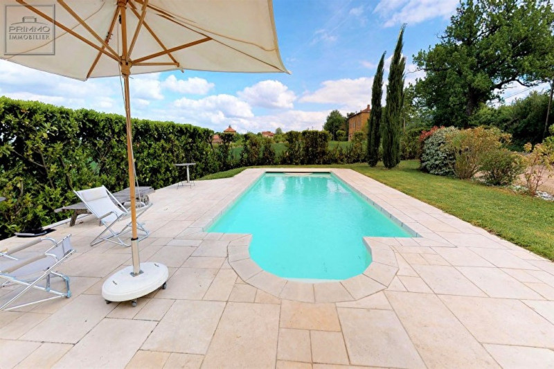Deluxe sale house / villa Lissieu 850000€ - Picture 7