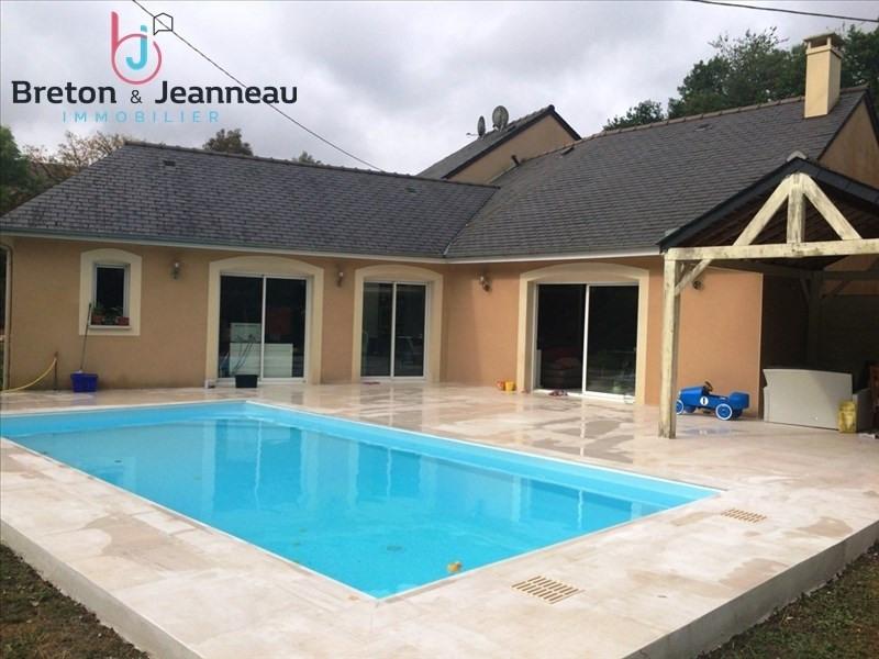 Vente maison / villa Montigne le brillant 436800€ - Photo 1